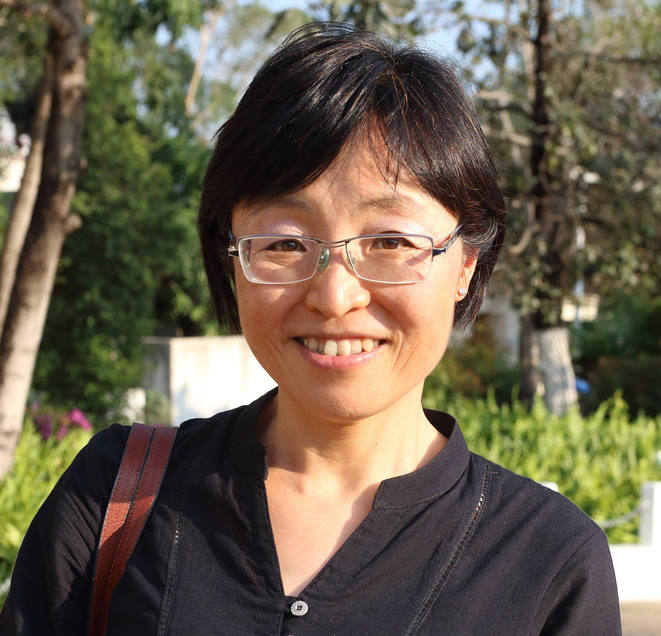 Professeure Kyoko Kusakabe © Tom Vater