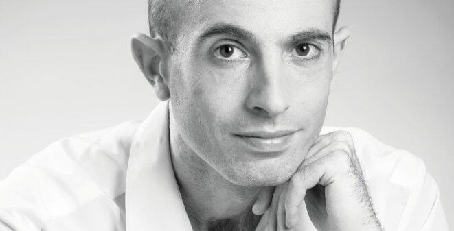 Yuval Noah Harari, né en 1976, historien et professeur d'histoire à l'université hébraïque de Jérusalem