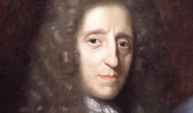 John Locke 1632-1704 , médecin et philosophe anglais