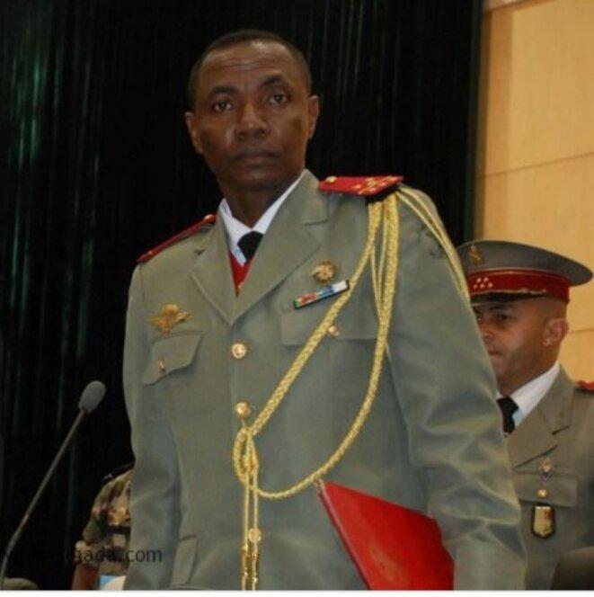 Feu, Général Noel Rakotonandrasana, ministre de la Défense du gouvernement putschiste de 2009