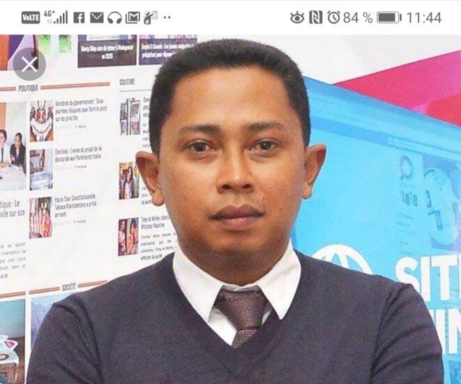 Mbola Rajaonah, conseiller de Hery Rajaonarimampianina