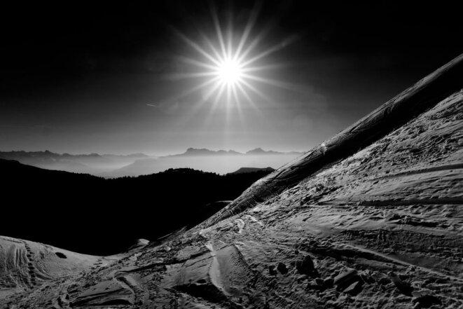 Horizon noirci © A.C.2019
