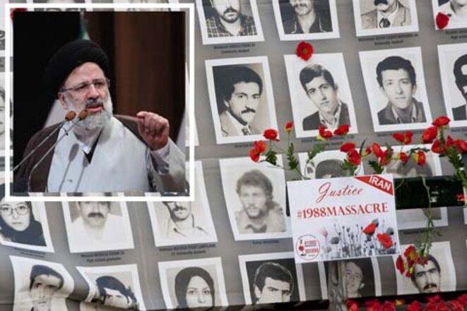 Iran: la nomination de Raïssi à la tête de la justice iranienne vise à créer un climat de terreur qu'il espère utile pour freiner la gronde qui balaie l'Iran
