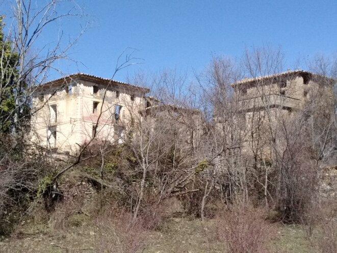 village de Caballera © Vincent Dubourg