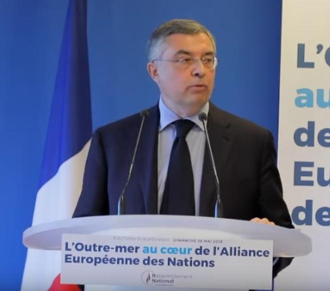 André Rougé.