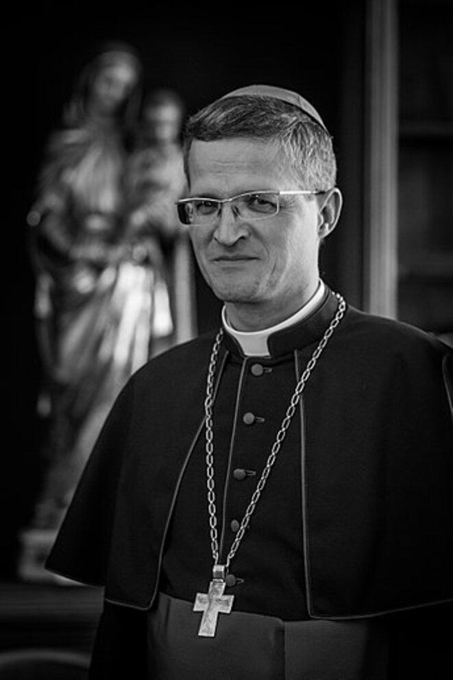 Xavier Malle, évêque de Gap