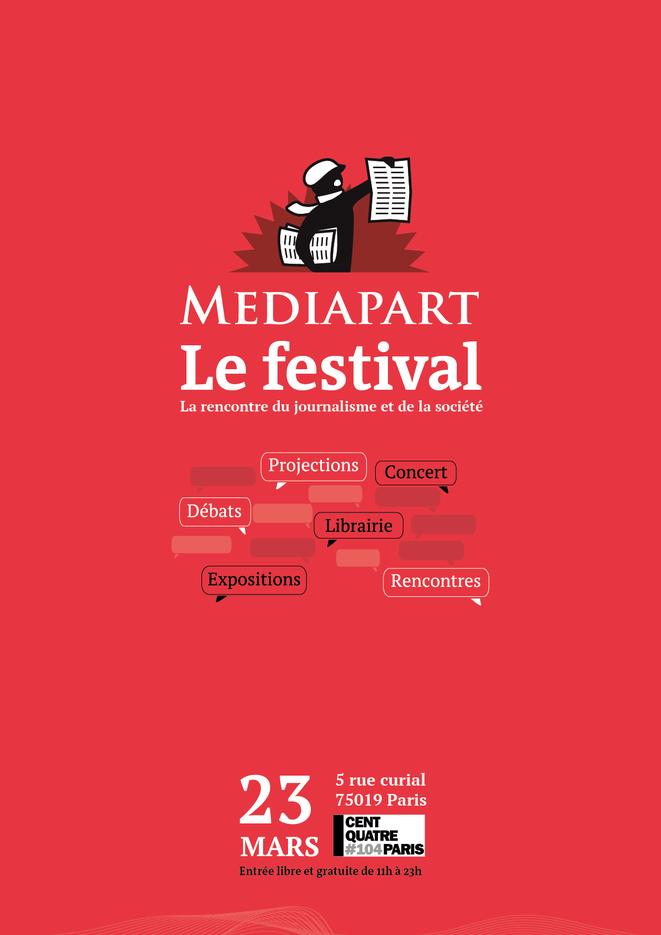 Cartel del Festival de nuestro 11 aniversario.