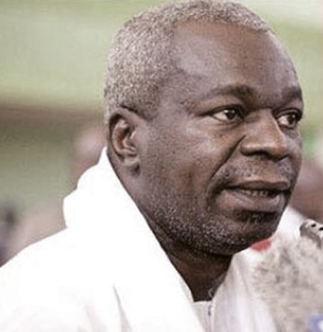 """Chérif Sy, """"Haut"""" représentant du Chef de l'Etat burkinabé, Roch Kaboré"""