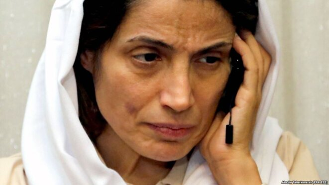 Nasrin Sotoudeh © D.R.