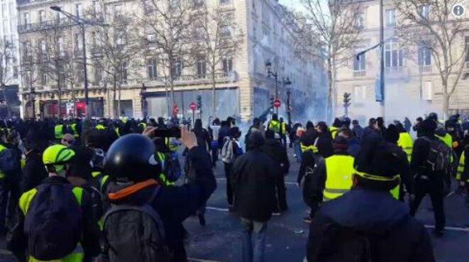 La violence : acte de légitime défense ? © Pierre Reynaud