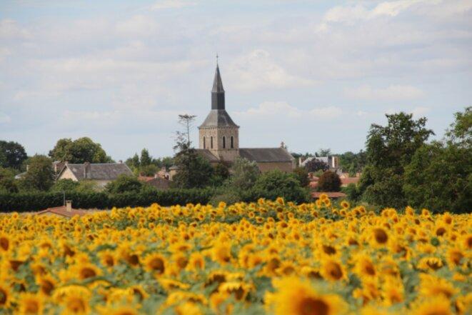 Un village parfait © Pierre Reynaud