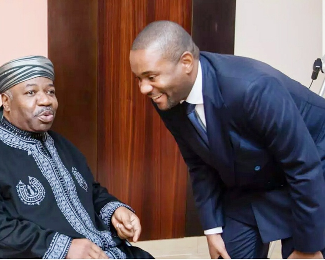 Le faux Ali Bongo et Ike Aila : deux piètres comédiens
