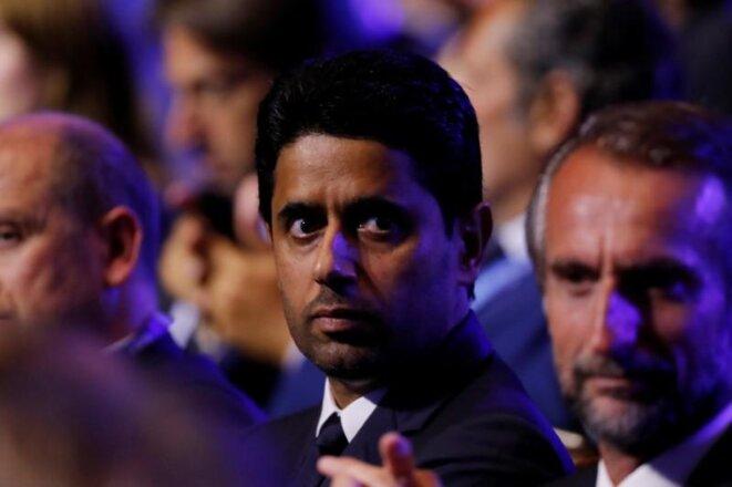 Le président du PSG. © Reuters