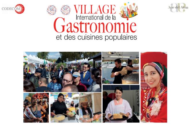 Le Village de la Gastronomie © Virginie Pétéorin - Yohan Borel
