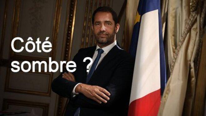 Castaner, un ministre contestable © Pierre Reynaud