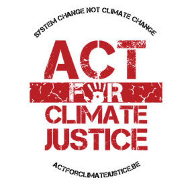 Logo d'Act For Climate Justice © Act for Climate Justice