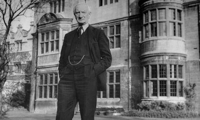 William Beveridge (ca 1944) © Hans Wild - Time Life - Getty