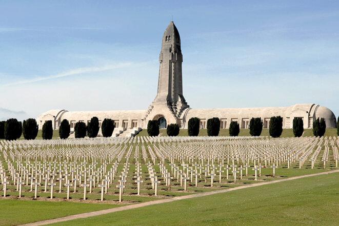 Verdun - Fort de Douaumont © Pierre Reynaud