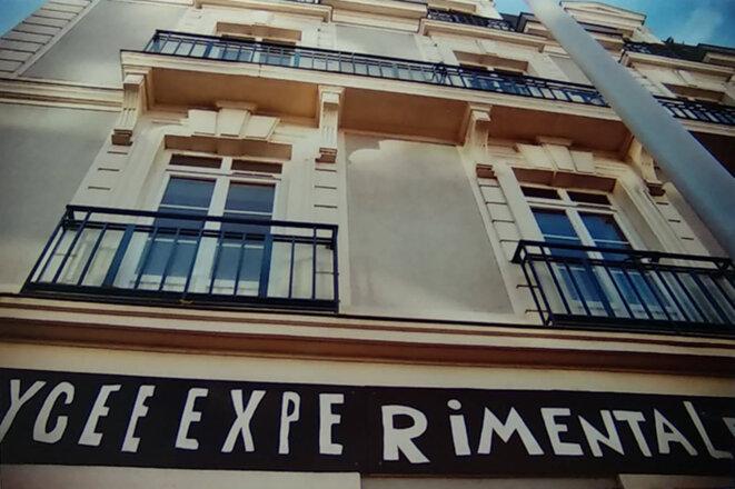 Le lycée expérimental de Saint-Nazaire © Nem
