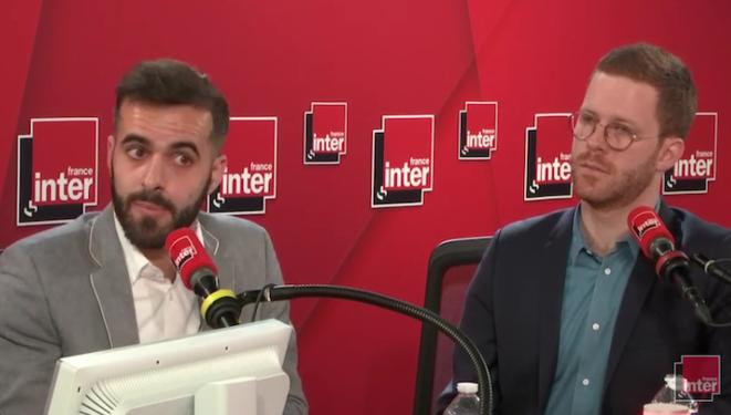 D. Amiel et I. Emelien, (c) France Inter, 26 mars 2019