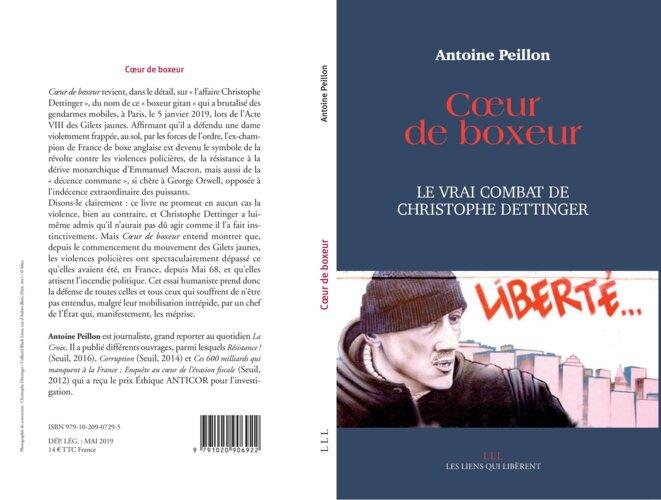 Cœur de boxeur © Antoine Peillon