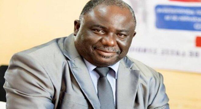 Gourou politico-syndicaliste et affairiste Gabonais, M.Jean Remy YAMA