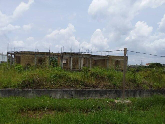 SNEC- SCI SERPENTIN -Maisons inachevées d'Akanda-2