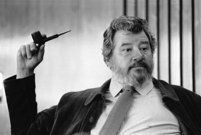 Jean-Pierre Farkas en 1981 © Bernard Charlon / Gamma-Rapho