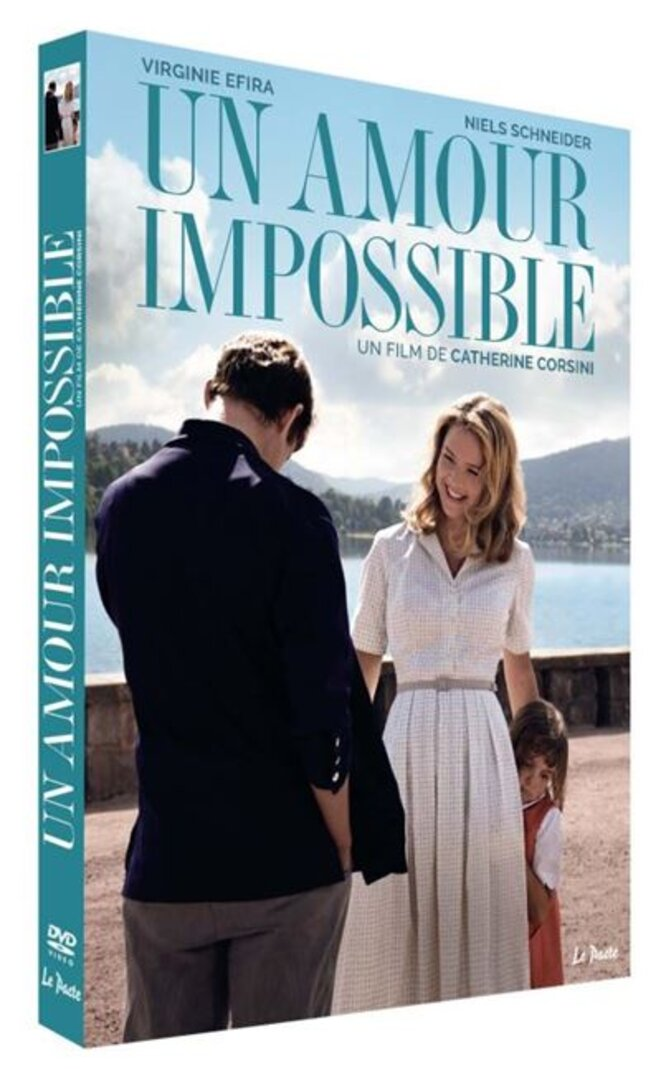 un-amour-impoible-dvd