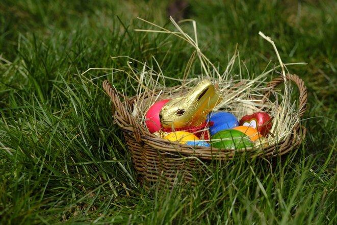 Paques Les Origines De La Chasse Aux œufs De Paques Le Club De