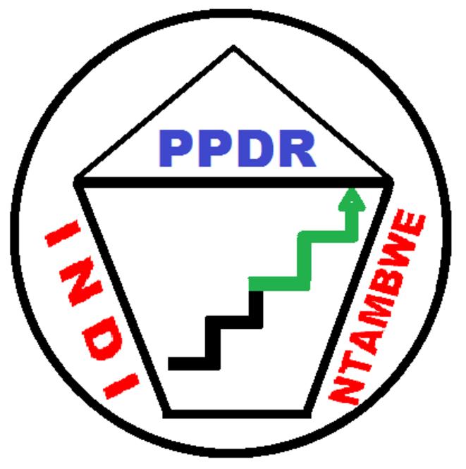 Emblême du parti PPDR en cours de formation