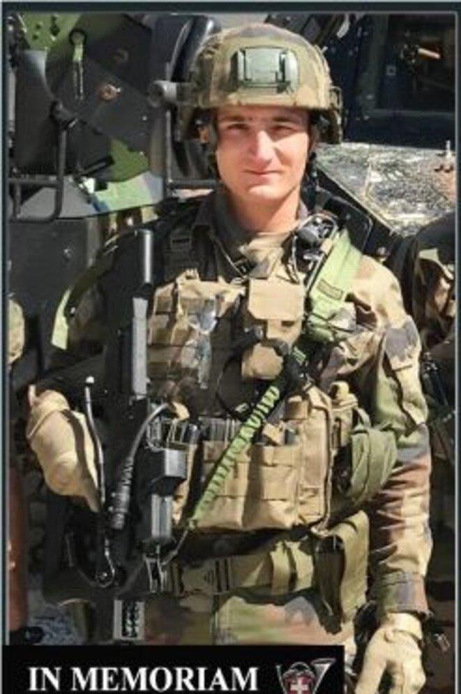 Caporal Arthur Noyer - 13e BCA