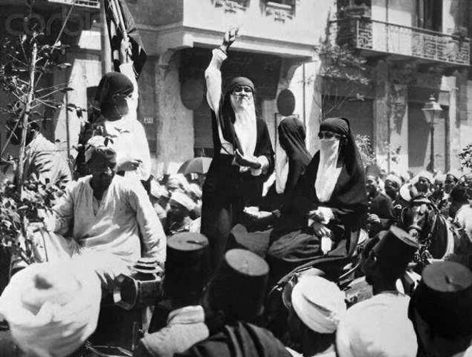 Le Caire, 1919