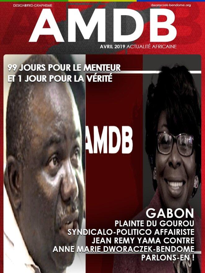Jean Remy YAMA, dépot de plainte conte Anne Marie DWORACZEK-BENDOM