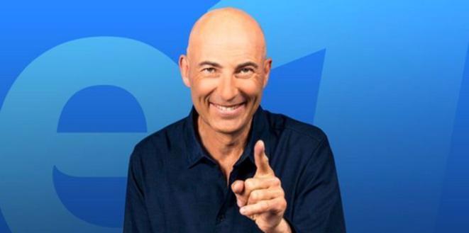 Nicolas Canteloup, humoriste depuis 2005 sur Europe 1.