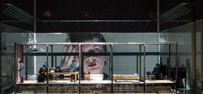 © Bernd Uhlig, Opéra national de Paris.