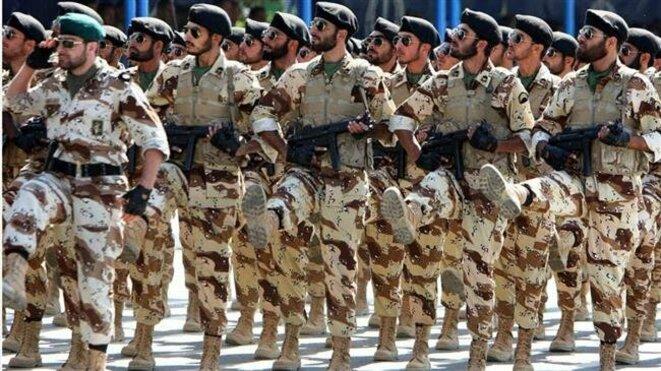 Pasdaran iraniens