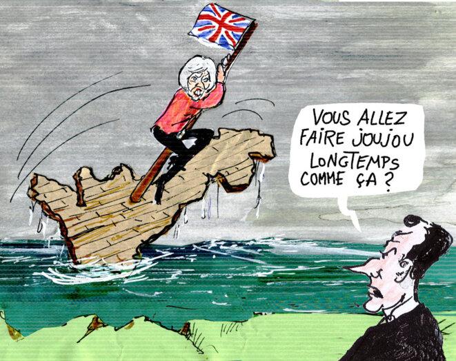 Brexit © Calvi