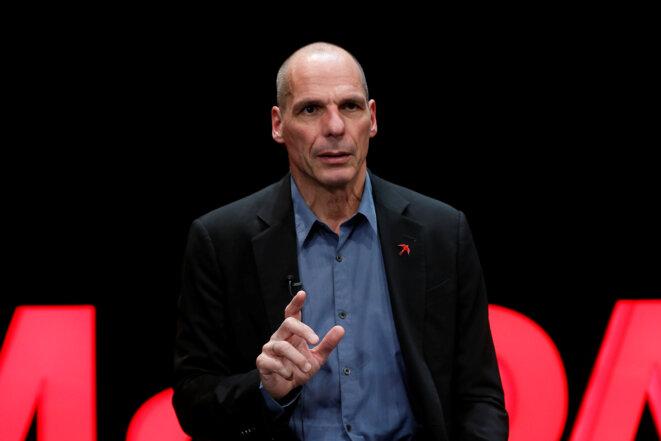 Yanis Varoufakis le 20 février 2019. © Reuters / Costas Baltas