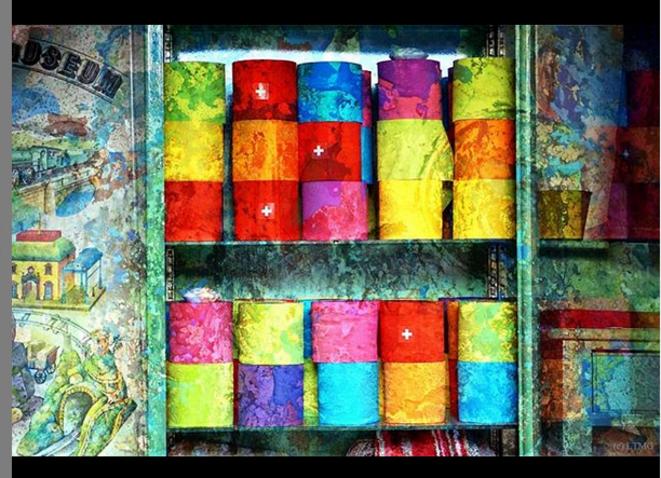 Papier de toilettes © Luna TMG