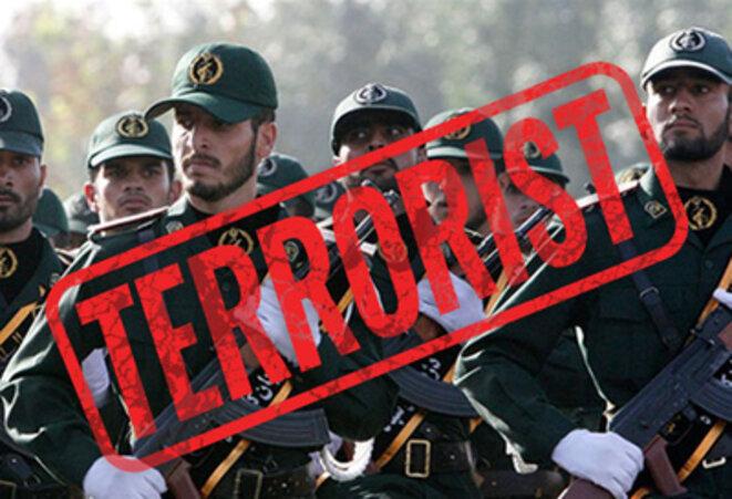 Les pasdaran iraniens désignés terroristes pars les USA