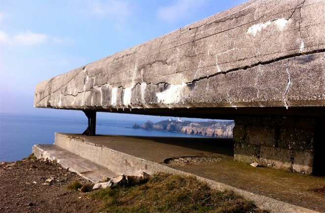 Bunker à Camaret © Patrice Morel