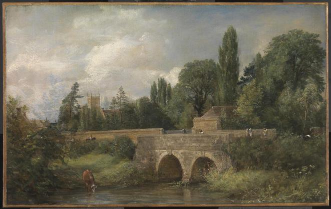 gillingham-bridge-dorset-constable-1823