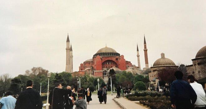 Sainte-Sophie à Istanbul [Photo YF]