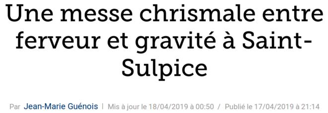 http://www.lefigaro.fr/actualite-france/une-messe-chrismale-entre-ferveur-et-gravite-a-saint-sulpice-20190417