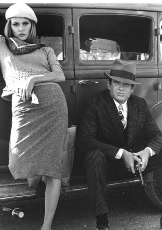 Les légendaires Bonnie & Clyde, auxquels le couple Andriantogarivo s'apparentent