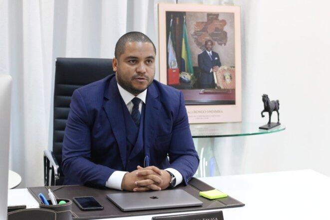Patrichi Christian Tanasa - Administrateur-directeur général de la Société nationale des hydrocarbures du Gabon – Gabon Oil Company