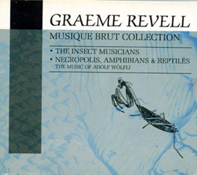 Musique Brut Collection : Adolf Wölfli par Graeme Revell