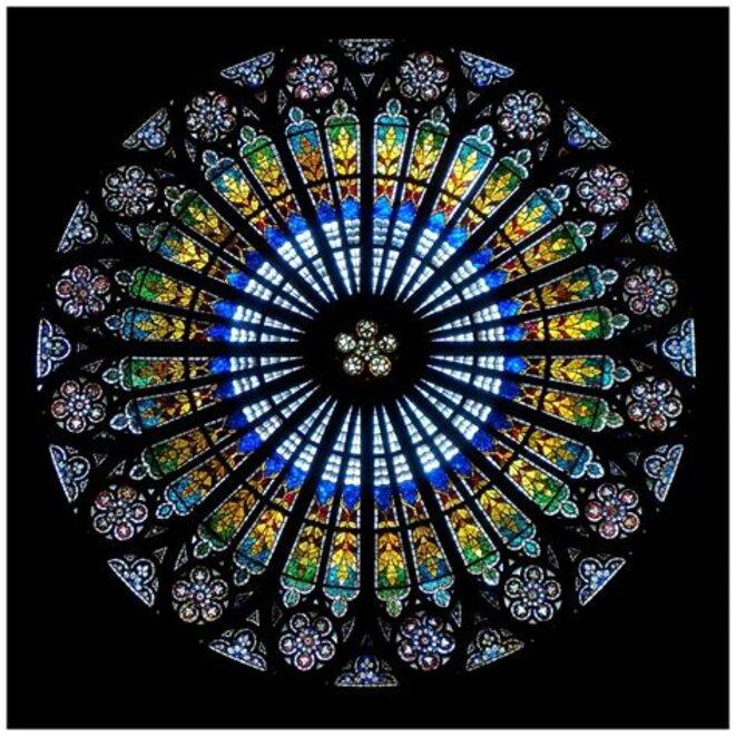 © Vitrail- Cathédrale de Strasbourg