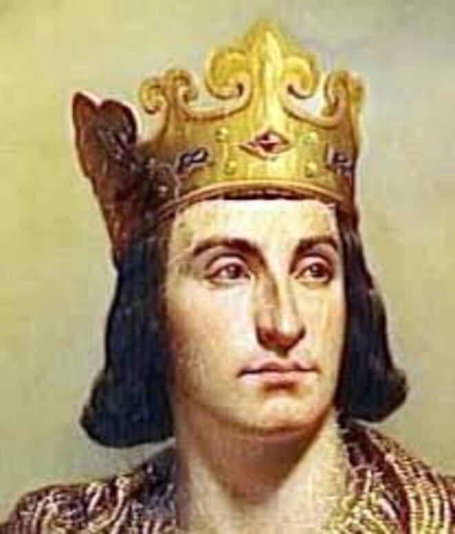 Philippe Auguste, 1165-1223